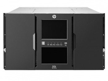 HP StoreEver MSL6480 Tape Library