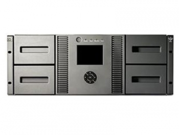 HP StoreEver MSL4048 Tape Library